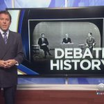 Heres a look at the #KennedyNixon #debate and its #Chicago history at #WBBM @cbschicago https://t.co/tLHTCy9UV2