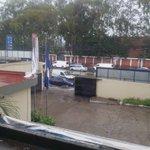 Lluvia en la Calzada Raúl Aguilar Batres #TraficoGT https://t.co/dOiGgocSeE