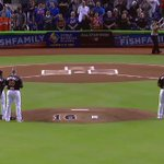 Marlins honored Jose Fernandez with a video tribute before the start of last nights game https://t.co/KqjTJbKbtv https://t.co/jpF55B0Muy