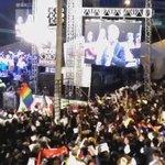 Los ecuatorianos claman ¡@Lenin Presidente! #BienvenidoLenin https://t.co/zMkhuJL0qy