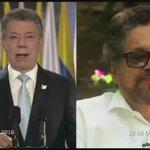 Santos vs Alias Iván Márquez, sobre narcotráfico #ColombiaDecideNO https://t.co/pUIvCD7sPd