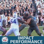 .@Vol_Footballs comeback win over No. 19 Florida is the @CapitalOne Cup Impact Performance. https://t.co/oNoFocWYmH