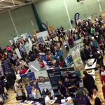 Our Freshers Fair is in full swing! This is your chance to discover whats on offer at WLV #jointhepack https://t.co/gXx80UlxwI
