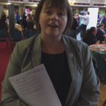 Listen to the thoughts of council deputy leader @AbiBrown1 at this mornings Stronger Together Community Pledges event at the Kings Hall https://t.co/p7f18TAVJh