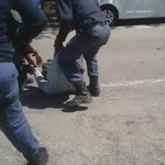 Police arresting students at #UCKAR in Grahamstown. #Fees2017 https://t.co/Z2MJFyzNaY