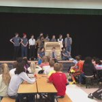 Peter and The Starcatcher on the road @FISD_NelsonMS Come see @knightheatre Oct 5, 6, and 8 https://t.co/sfL4apiyrM