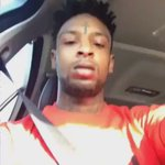 New 21 savage on the way? https://t.co/FvGxmmBw8s