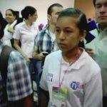 La @ninosdiez Jessica García en la 2da.Feria Internacional de los Derechos de las Niñas,Niños y Adolescentes🌎#THTV 🎥📺https://t.co/5WJHz4wBbn https://t.co/YhoBvbJlKo