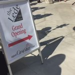@gvhomes The Lede Grand Opening @fresnodowntown . We take a look inside, more tonight on @CBS47 https://t.co/2boZn1Axby