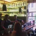 We got a new barman @JamieTuohy 🍸💣 #fadestsocial #foodie #Dublin #foodiechats #cocktailmasterclass #blogger https://t.co/CmwDIhScys
