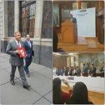 Durante la entrega del #5oInformeEruviel a la #LIXLegislaturaEdoMéx @LegisMex @cruz_roa @MangelicaDtto24 https://t.co/XW5WbfTCad