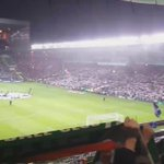 A wee atmosphere at Celtic Park tonight https://t.co/6kFoafOdZm