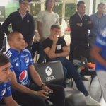 Maxi Núñez y Enzo Gutiérrez, campeones del primer torneo de FIFA17 a nivel mundial. #MillosYXbox @XboxColombia https://t.co/zlqwwXQYeE