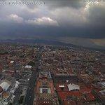 Timelapse de la tormenta en la última hora en el Norte de la #CDMX https://t.co/C1VEWIlrPU