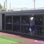 Interesting day today as @ACU_MBB took on @ACU_Softball at Poly Wells: https://t.co/8GHebtEMJR