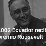El premio que a Lenín Moreno se le olvida mencionar https://t.co/pErjTAsovE #VConvencionPAIS https://t.co/pMxNzDdsVl