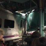 #Hoboken #traincrash train hit the station https://t.co/5xteTKLavU