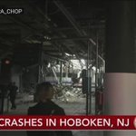 MORE: Number of injuries from N.J. transit train crash in Hoboken unconfirmed at this point https://t.co/WNycHeRjQ6 https://t.co/kLiPQ7zkOb