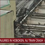 UPDATE: Reports of as many as 100 injured in Hoboken, N.J. train crash; more details https://t.co/WNycHeRjQ6 https://t.co/X1TTA4BhYN