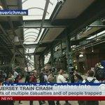 Hoboken train crash latest: - At least 100 injured - Many trapped https://t.co/PT35B2tegH https://t.co/0Iz8E0YXyj