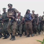 #EdoDecides: Police show of force ahead of final results. https://t.co/mtbuNv01PD