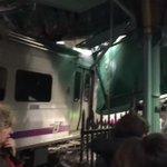 Más de 200 heridos y al menos 3 muertos en choque de tren contra estación en Nueva Jersey https://t.co/8XrWjdgcTS