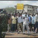 #EdoDecides: Protesters storm INEC office in Benin https://t.co/zlJLbPXtEh