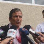 🎥   Jorge Luis Pinto, DT de @FenafuthOrg habla sobre Juan Carlos Osorio y su mando en @miseleccionmx https://t.co/eGOG7sNDTa