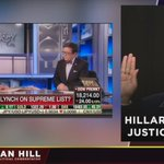 Unbelievable: @HillaryClinton is considering @LorettaLynch for the Supreme Court. This is why Americans think the system is rigged. https://t.co/tZMqSwJnaO