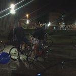 Seguimos disfrutando junto a los quiteños del primer ciclo paseo nocturno en la Mariscal #PedaleaQuito https://t.co/e37RfDFkH2