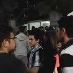 #Urgente guardias privados del decano de FCM agredieron con manoplas y cadenas a estudiantes #UNAnotecalles https://t.co/CjFFBTMnue