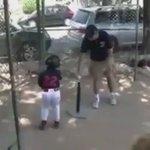 lil dude already hittin Dingers!  https://t.co/icgcfnIUm3