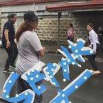 Nadine playing sepak on the set ©enzos ig story #TIMYMovingOn https://t.co/aVXD8dTyfr