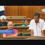 There is tension at borders. Duty to stand with Cntre Discussion modi govt intrfr on a later date - @ArvindKejriwal https://t.co/v8HrxJHBUZ