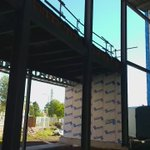 View from inside the main entrance ticket area #Moncton #MonctonNews #NBNews #nb #nbpoli https://t.co/EUg60oTWzs