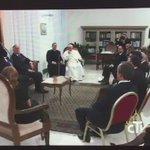 #LoUltimo - acá la declaración completa de @Pontifex sobre su viaje a #Colombia solo si gana el plebiscito https://t.co/KMmcQl7nax