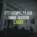 Jimmie Åkesson ljög alla löntagare rakt i ansiktet under debatten i #Bromölla #svpol https://t.co/wiUNjrVUQK