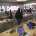 Watch this guy smash EVERY iPhone in an Apple Store...  😳  https://t.co/Nq8zWAxUJw https://t.co/q1dncArPHF