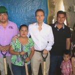 Así como Magdalena en San Fernando, 50,000 familias chiapanecas van a contar con #PisoSeguro, cifra sin precedente! https://t.co/PwYhQadxF3
