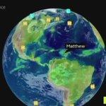 Vea el recorrido del huracán Matthew por la Costa https://t.co/5g4asYl4Vb https://t.co/FwW9NGgUE0