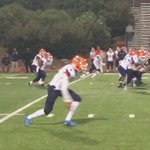 HS Football Update: @COWolfpackFB forced to punt on opening possession of second half. https://t.co/xfkE9RmLlO