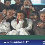 This is bloody hilarious -- A PTI speaker at Raiwind March says 980,000 people are present & see Kaptaan, JKTs and Sh Rashids reactions https://t.co/olH08MLfCv