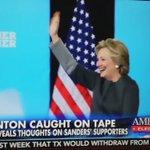 True Hillary Trashes Millennials as #BasementDwellers . She didn't know she was being recorded. #HillaryClinton #hillary #TrumpTrain #maga https://t.co/uGEHExR33I