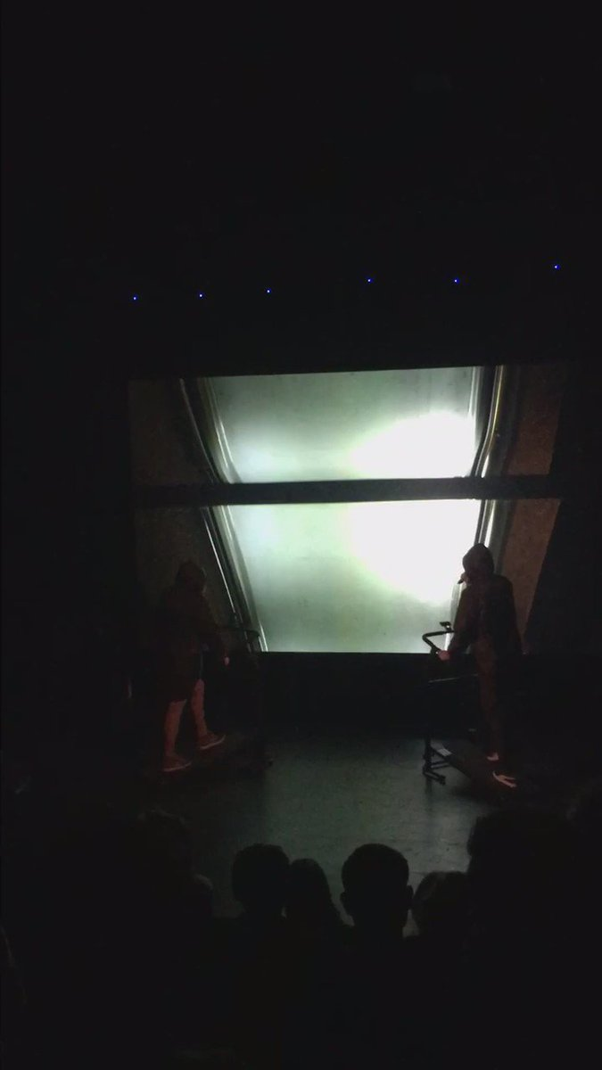 Loved Gazelle Twin's 'Kingdom Come', an entirely captivating, otherworldly performance #sensoriafest https://t.co/X2ipzGB1QY