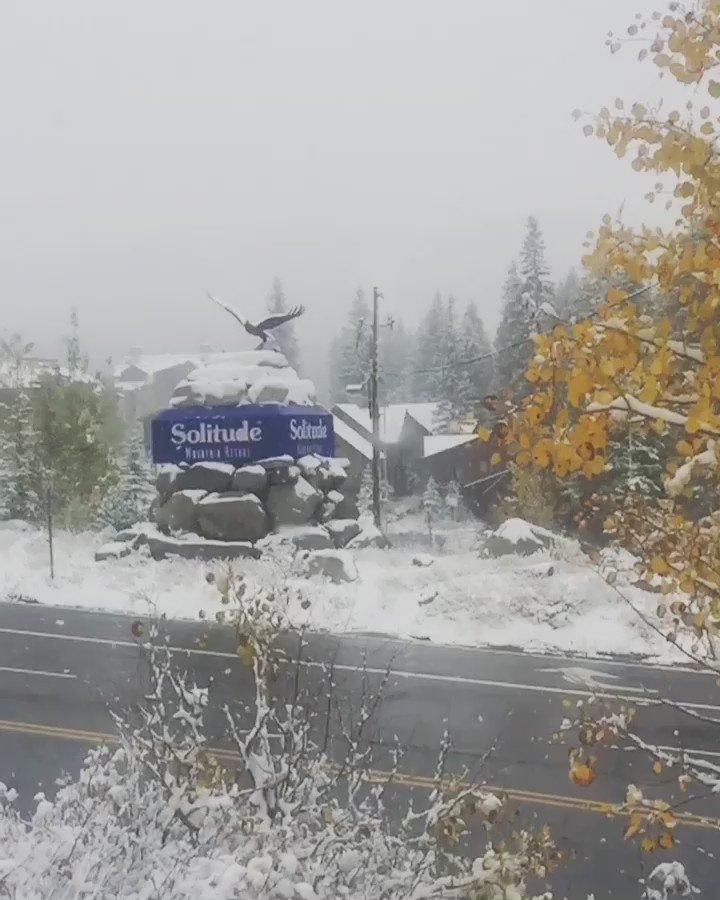 It's #snowing at @SkiSolitude. | #FindSolitude https://t.co/M9BjROAFk3