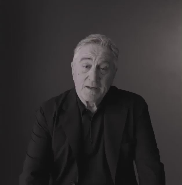 And now this Public Service Announcement from Robert De Niro on Donald Trump. WOWZERS