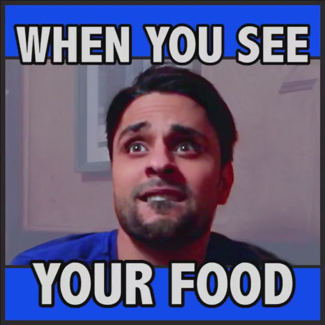 When you see your food coming... �������� https://t.co/XsO9fGqBPs