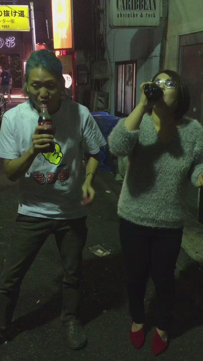 コーライッキ飲みしてゲップせずにポケモン151匹言う選手権〜東京予選〜あ、ちなみに今日は名古屋でクレノイだよーん!みんな