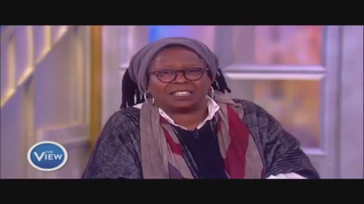 "Whoopi called assault victims a ""bitch,"" Joy called them ""tramps."" @ABC/@TheView allowed it.  #boycottTheView https://t.co/ZzlWzRp0ZP"