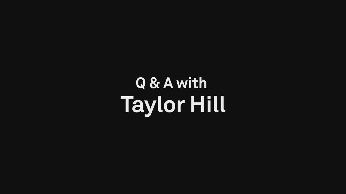 What would you ask @TaylorMarieHill?  See full story on @harpersbazaarus: https://t.co/mRhR9mj4WD   #THAKOONgirl https://t.co/zEuMZS9z3q